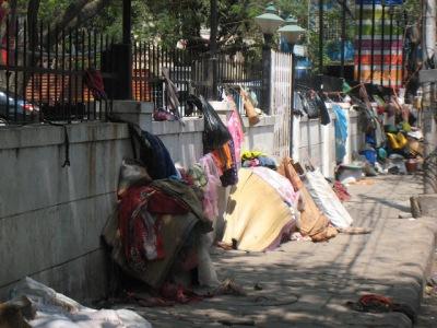 Pavement at T Nagar in Chennai_Equitas