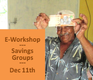Resources for the e-workshop on savings groups