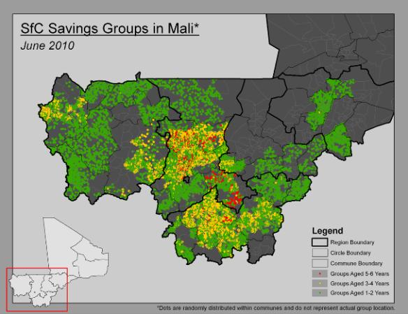 SfC Savings Groups Mali (June 2010)