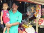 CARD client in Tacloban