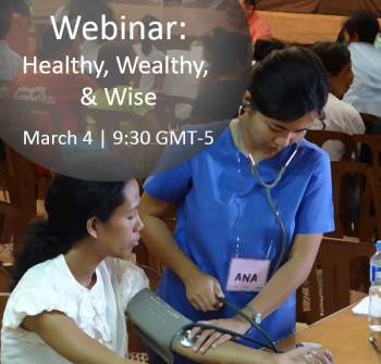 Join us March 4th at 9:30 am GMT-5 to learn how MFIs can track the health of clients