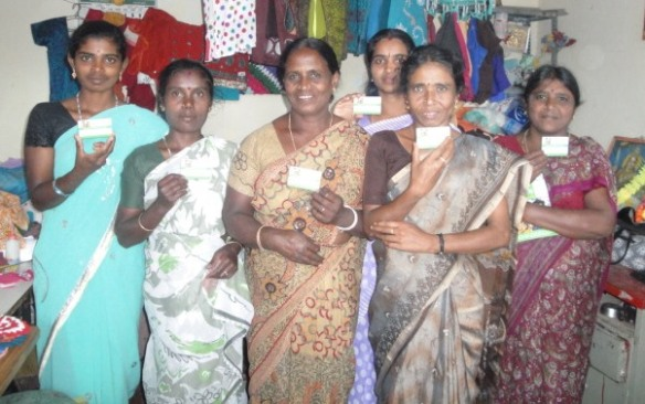 Micro Pension Foundation co-hosts a financial counselling session at Sullimula Paniya tribal village (India). Photo courtesy of Micro Pension Foundation — Read the press release announcing Micro Pension Fondation's Campaign Commitment (the link connects to the ESAF press release) — Read their Commitment letter (the link connects to the ESAF letter) —Watch the recording of the E-workshop co-hosted with the Center for Financial Inclusion, Micro Pension Foundation and HelpAge International, (hyperlink https://www.youtube.com/watch?v=gFzTaAlc7To)