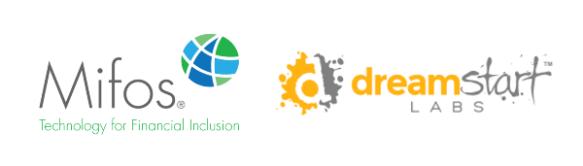 Mifos + DreamStart logos
